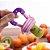 Chupeta De Silicone Alimentador Para Frutas E Legumes Bico Silicone Mordedor P/ Bebê - Imagem 3