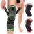 Joelheira de Compressão Proteção Ajustável Fitness Crossfit - Imagem 1