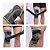 Joelheira de Compressão Proteção Ajustável Fitness Crossfit - Imagem 7