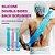 Escova De Silicone Banho Massagem Limpeza Corporal Esfoliante Macia Escova Para Esfregar As Costas - Imagem 5