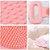 Escova De Silicone Banho Massagem Limpeza Corporal Esfoliante Macia Escova Para Esfregar As Costas - Imagem 8