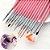 Kit Pincel Gel Uv Com 15 Pinceis Manicure Acrigel Salão - Imagem 3