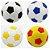 Mini Bola De Futebol Tamanho 5 Couro Sintético Altinha Praia - Imagem 1