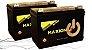 Bateria Automotiva Estacionária Maxion MX500 30 Amperes, 40 Amperes e 46 Amperes - Imagem 1
