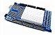 Mega Protoshield para Arduino + Mini Protoboard - Imagem 1