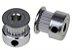 Polia Gt2 20 Dentes Furo 6.35mm - Imagem 1