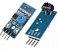 Sensor De Linha Segue Faixa Infravermelho Ir Tcrt5000 Lm393 - Imagem 1
