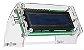 Suporte De Acrílico Para Display Lcd 16x2 1602 para Arduino - Imagem 1