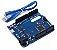 Arduino Leonardo R3 compatível + Cabo Usb - Imagem 1