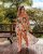 Vestido Longo Plus Size Cristina - Imagem 1