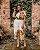 Macacão Plus Size Eva - Imagem 1