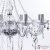 Lustre Maria Thereza Cristal Transparente 8 Braços | Grey House - Imagem 2
