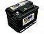 Bateria Heliar 12v 60ah 280A Golf Jetta Saveiro Tiguan - Imagem 2