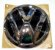 Emblema  Tampa Traseira Novo Polo Virtus - Imagem 1