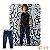 Calça em malha jeans com elastano Johnny Fox - Imagem 1