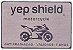 Yep Shield motorcycle - Imagem 2