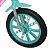 Bicicleta Aro 14 First Pró Freio a Disco Rosa e Verde - Imagem 7