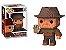 Estatueta Funko 8-Bit Pop! Horror - Freddy Krueger - Imagem 1