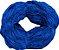 Rede de Proteção Esportiva 5,20x11,70m Fio 4mm Malha 12cm Azul Nylon - Imagem 1