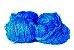 Rede de Proteção Esportiva 2x25m Fio 2mm Malha 15cm Azul Nylon - Imagem 1