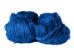 Rede de Proteção Esportiva 17x36m Fio 2 Malha 15cm Azul - Imagem 1