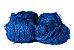Rede de Proteção Esportiva Para Campo de Futebol, Society 10x30m Fio 4 Malha 15cm Azul - Imagem 1