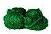 Rede de Proteção Esportiva 2x7,10m Fio 2 Malha 12cm Verde - Imagem 1