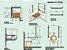 Barra de apoio angular - Imagem 3