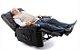 Poltrona Massageadora do Papai Reclinável  Preta - Imagem 2