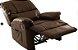 Poltrona Massageadora do Papai Reclinavel Relaxmedic Marrom - Imagem 5