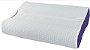 Travesseiro Ortopédico Viscoelástico NASA Gel  - Imagem 1