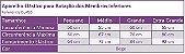 Aparelho Elástico para Rotação de Membros Inferiores  - G - Imagem 2