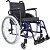 Cadeira de rodas MA3E - tamanho 42 - Preta - Imagem 5