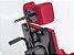 Cadeira de rodas linha postural TPR   - PRETO - 38 CM - Imagem 2