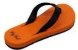 Sandalia Fly Feet orange racing  37/38 masculino  - Imagem 2