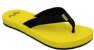 Sandalia Fly Feet yellow racing  41/42 masculino  - Imagem 1