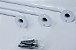 Kit Barras de Apoio para Banheiro  - 2 Retas de 80 cm + 1 Reta de 70 cm - Imagem 4