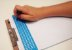 kit Reglete de Mesa com Punção e Papel para Escrita em Braille - Imagem 2