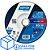 Caixa com 25 Disco de Corte BDA08 Ultra Fino Azul com Depressão 115 x 0,8x22,23 mm - Imagem 1
