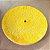 Disco de Polimento Costurado Sisal Compacto - 200 mm - Imagem 2
