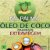 Óleo De Coco Extra virgem (100% Orgânico por Moagem a Frio) 2 Potes 500ml cada - Totalmente sem Sabor e Cheiro. - Imagem 2