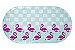 Tapete Antiderrapante para Banheiro do Bebê tema Flamingo KaBaby - Imagem 1
