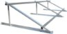 Kit de Montagem Redimax para SoloLaje – 2 Painéis Fotovoltaicos - Imagem 1