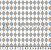 Tecido Tricoline Xadrez Losango Clássico - Imagem 2