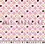 Tecido Tricoline Emojis Bebê - Imagem 1