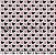 Tecido Tricoline Corações Fofinhos - Imagem 2