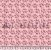 Tecido Tricoline Pétalas de Rosas - Imagem 1