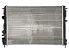 RADIADOR SCENIC 1.6 2.0 1999/2001 - Imagem 1
