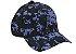 Boné Militar Rip Stop Liso  Camuflada Digital Woodland Azul - Atack - Imagem 1