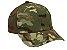 Boné Militar Rip Stop Liso  Camuflada Multicam Estonado - Atack - Imagem 1